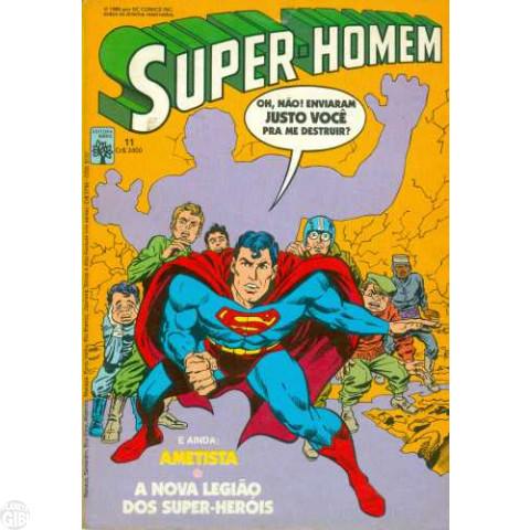 Super-Homem [Abril - 1ª série] nº 011 mai/1985
