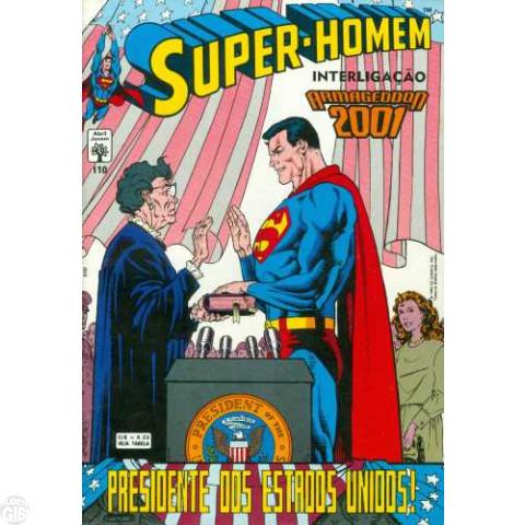 Super-Homem [Abril - 1ª série] nº 110 ago/1993