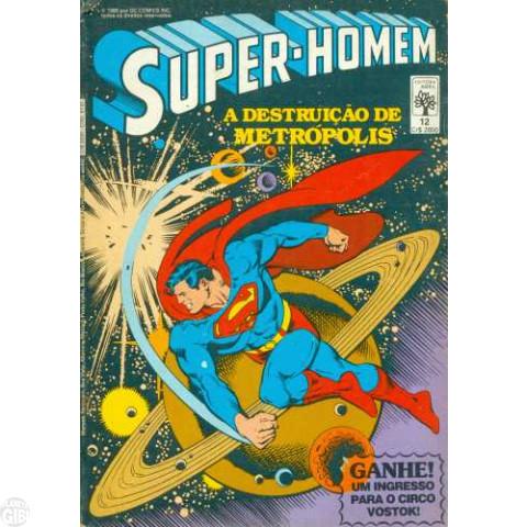 Super-Homem [Abril - 1ª série] nº 012 jun/1985