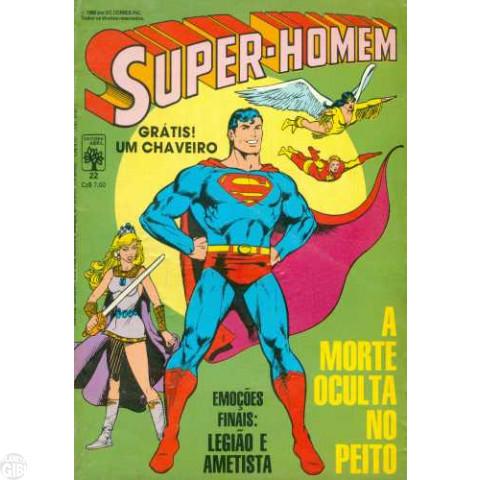 Super-Homem [Abril - 1ª série] nº 022 abr/1986
