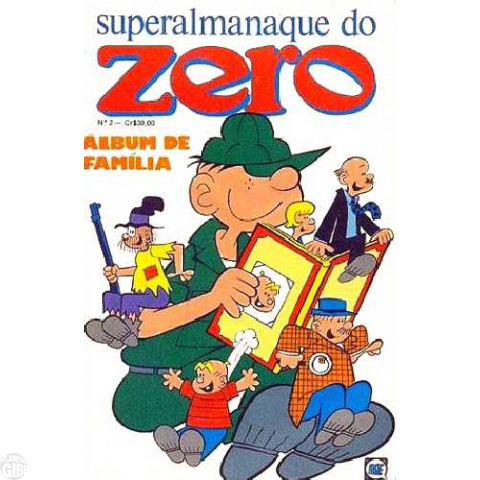 Superalmanaque do Zero [RGE] nº 002 nov/1979