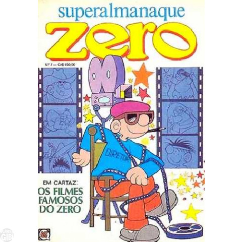 Superalmanaque do Zero [RGE] nº 007 fev/1982