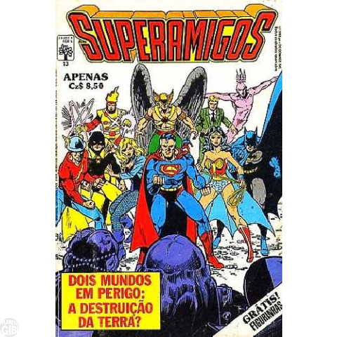 Superamigos [Abril] nº 013 mai/1986