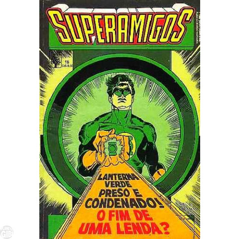 Superamigos [Abril] nº 015 jul/1986