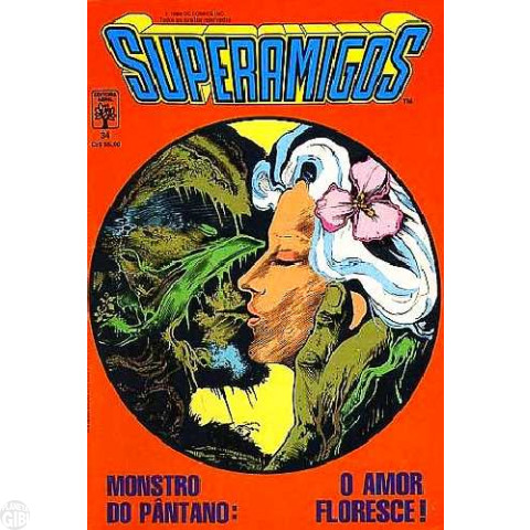 Superamigos [Abril] nº 034 fev/1988