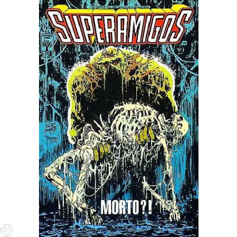 Superamigos [Abril] nº 035 mar/1988