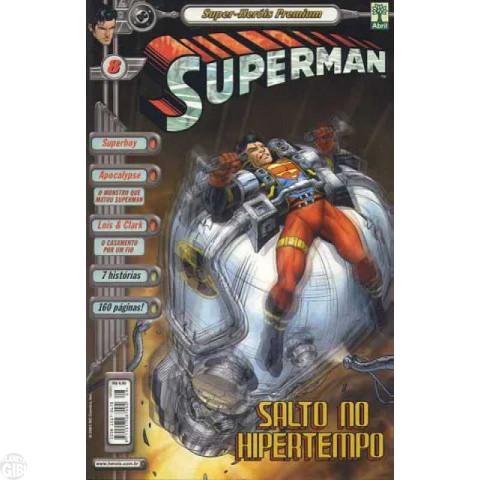 Superman [Abril - 3ª série - Super-Heróis Premium] nº 008 mar/2001