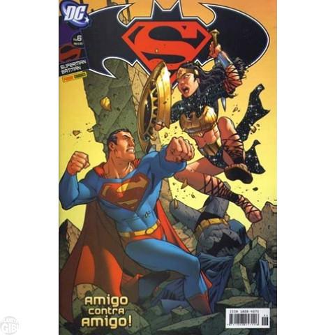 Superman & Batman [Panini - 1ª série] nº 006 dez/2005