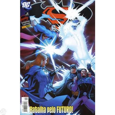 Superman & Batman [Panini - 1ª série] nº 009 mar/2006