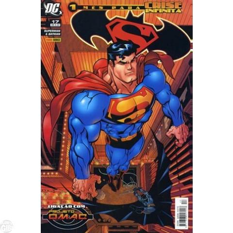 Superman & Batman [Panini - 1ª série] nº 017 nov/2006