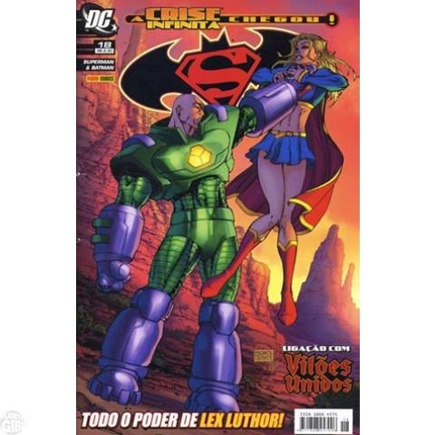 Superman & Batman [Panini - 1ª série] nº 018 dez/2006
