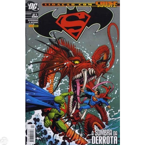 Superman & Batman [Panini - 1ª série] nº 021 mar/2007