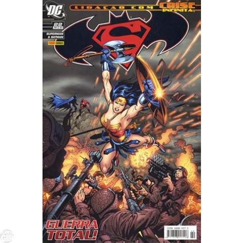 Superman & Batman [Panini - 1ª série] nº 022 abr/2007