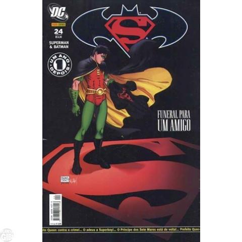 Superman & Batman [Panini - 1ª série] nº 024 jun/2007