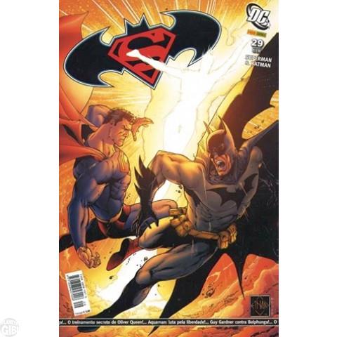 Superman & Batman [Panini - 1ª série] nº 029 nov/2007
