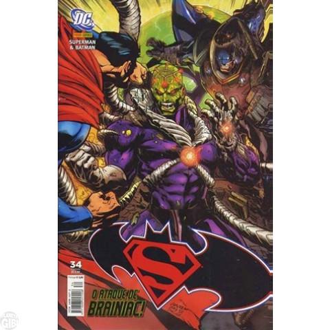 Superman & Batman [Panini - 1ª série] nº 034 abr/2008