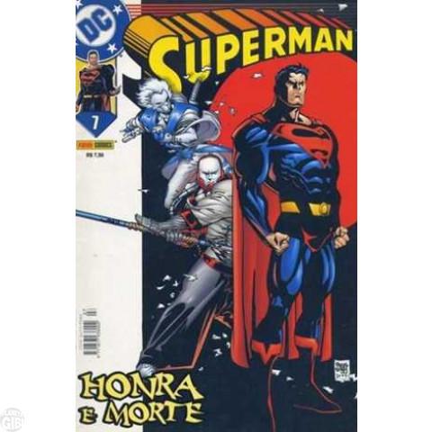 Superman [Panini - 1ª série] nº 007 jun/2003
