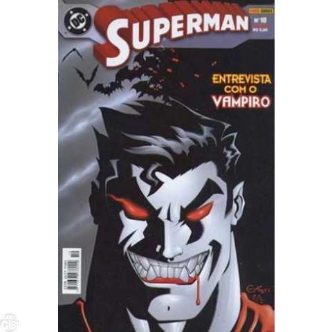 Superman [Panini - 1ª série] nº 010 set/2003