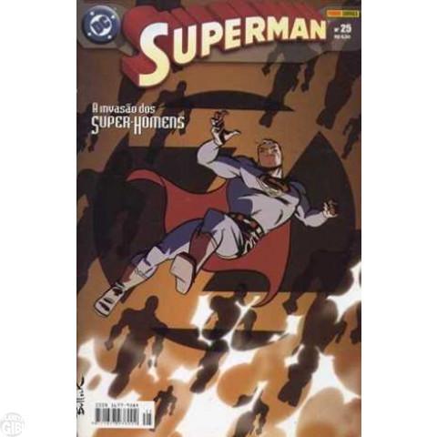 Superman [Panini - 1ª série] nº 025 dez/2004