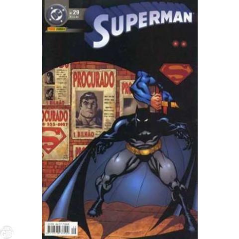 Superman [Panini - 1ª série] nº 029 abr/2005