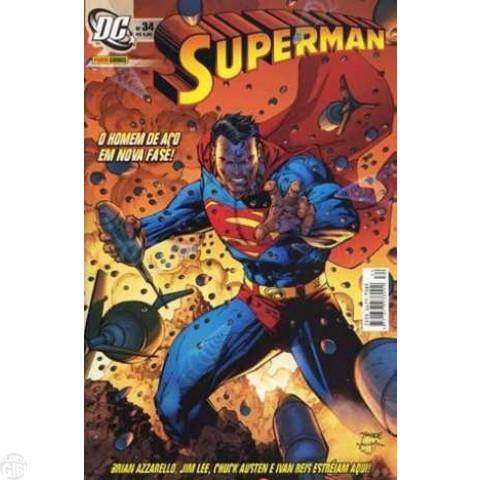 Superman [Panini - 1ª série] nº 034 set/2005