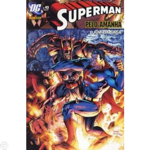 Superman [Panini - 1ª série] nº 043 jun/2006