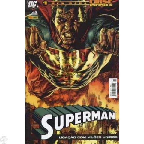 Superman [Panini - 1ª série] nº 048 nov/2006