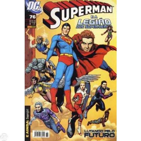 Superman [Panini - 1ª série] nº 076 mar/2009