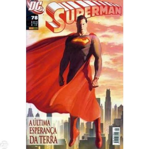 Superman [Panini - 1ª série] nº 078 mai/2009