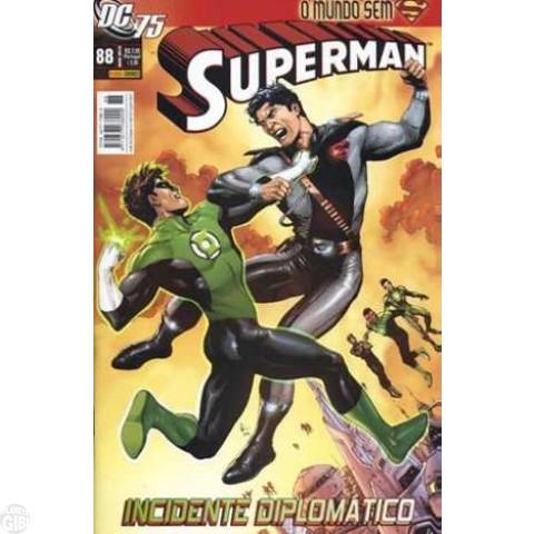 Superman [Panini - 1ª série] nº 088 mar/2010