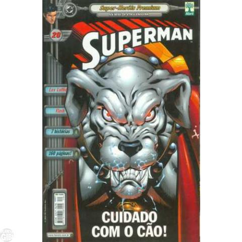 Superman [Abril - Super-Heróis Premium] nº 020 fev/2002
