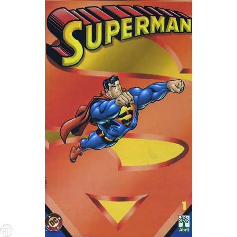 Superman [Abril - 4ª série - Planeta DC] nº 001 mai/2002