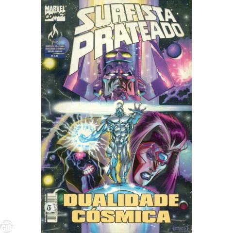 Surfista Prateado Dualidade Cósmica [Mythos] mai/2001 - Leia os detalhes abaixo