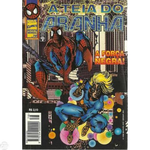 Teia do Aranha [Abril - 1ª série] nº 078 abr/1996