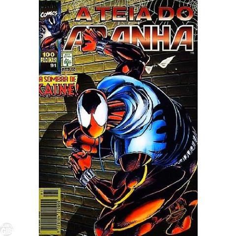 Teia do Aranha [Abril - 1ª série] nº 091 mai/1997