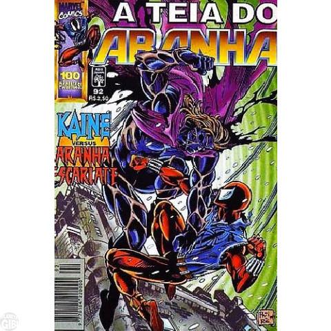 Teia do Aranha [Abril - 1ª série] nº 092 jun/1997