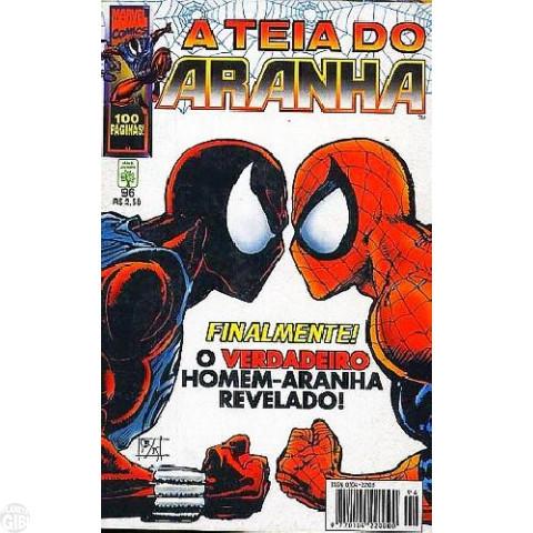 Teia do Aranha [Abril - 1ª série] nº 096 out/1997