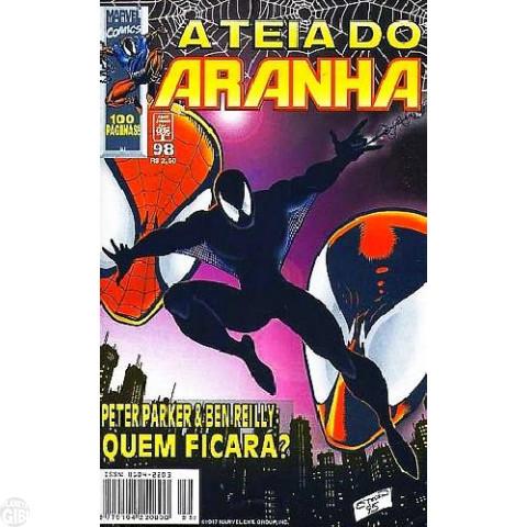 Teia do Aranha [Abril - 1ª série] nº 098 dez/1997