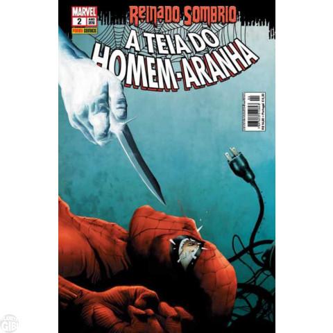Teia do Homem-Aranha [Panini - 1ª série] nº 002 ago/2010