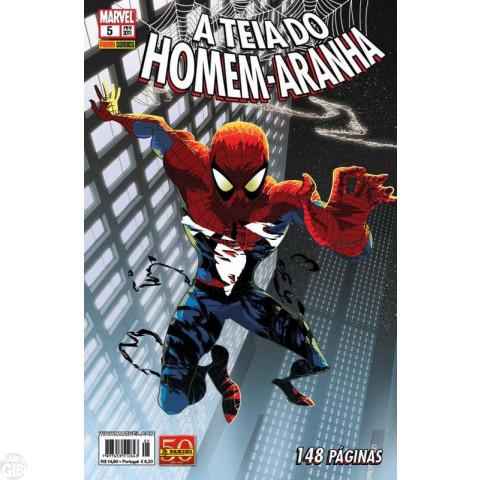 Teia do Homem-Aranha [Panini - 1ª série] nº 005 fev/2011