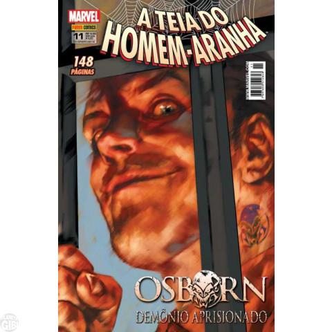 Teia do Homem-Aranha [Panini - 1ª série] nº 011 fev/2012 - Lacrado