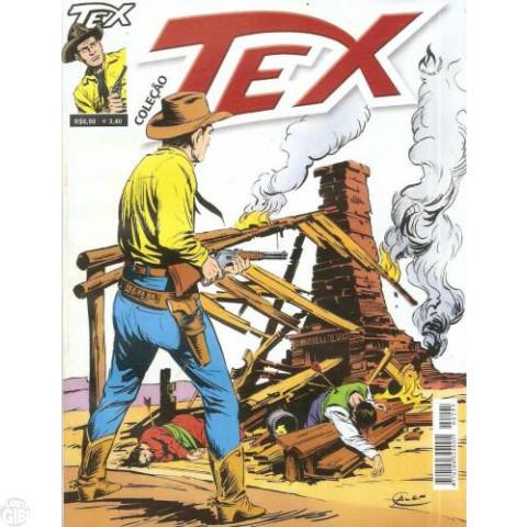 Tex Coleção nº 295 ago/11 - A Marca de Cruzado
