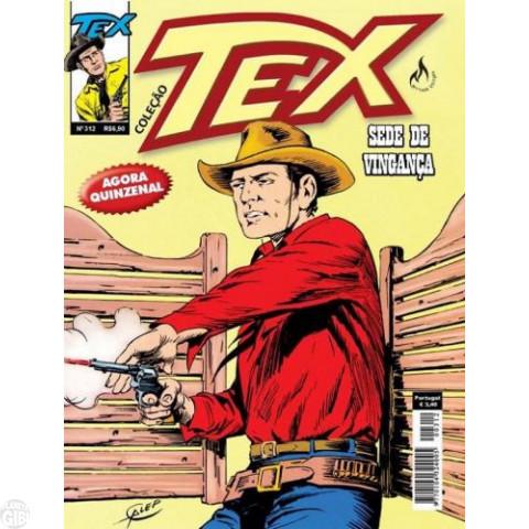 Tex Coleção nº 312  jul/12