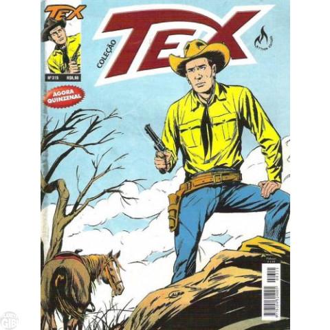 Tex Coleção nº 315  ago/12