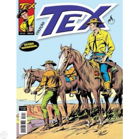 Tex Coleção nº 317  set/12