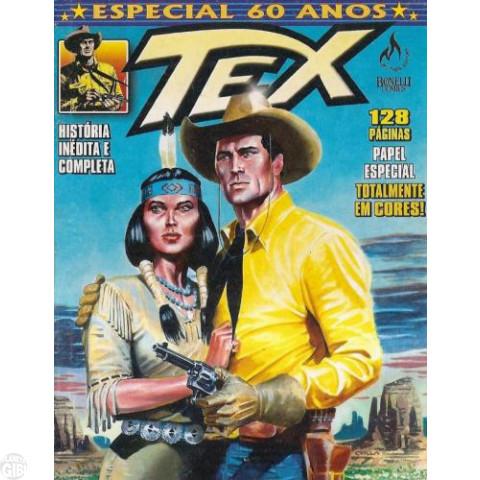 Tex Especial 60 Anos out/2008 Edição Colorida