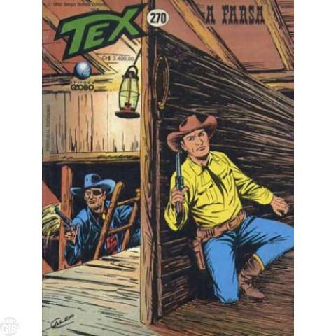 Tex nº 270 abr/92 - A Farsa