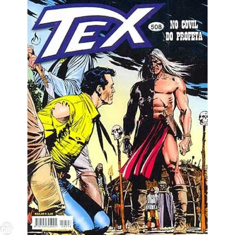 Tex nº 508 fev/12 - No Covil do Profeta