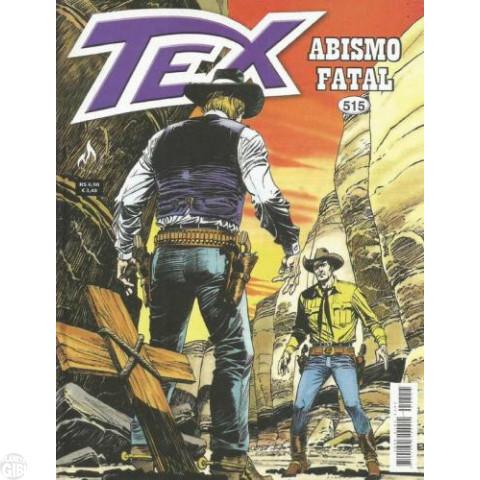 Tex nº 515 set/12 - Abismo Fatal