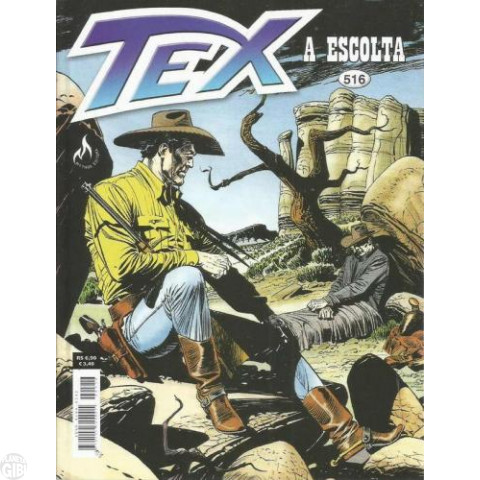 Tex nº 516 out/12 - A Escolta